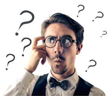 man wondering about Mandarin courses