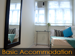 Q Language basic student accommodation in Hong Kong example