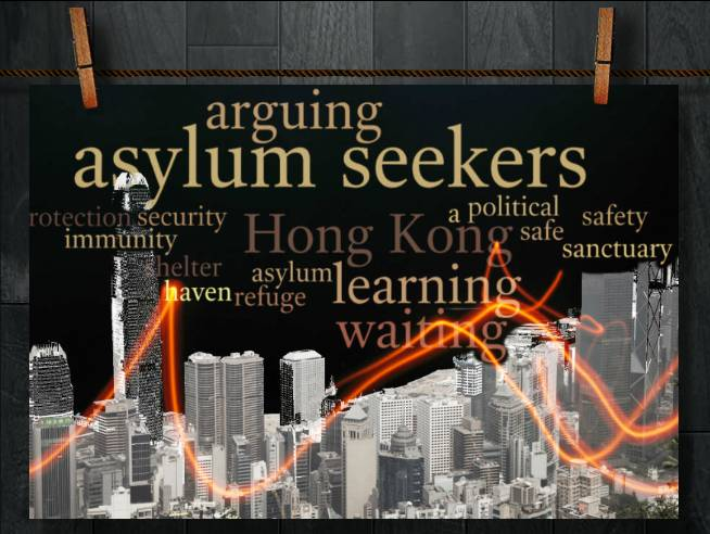 asylum seekers english lessons hk