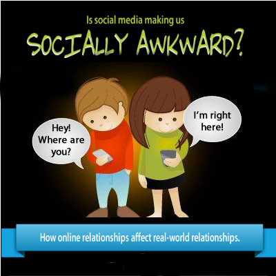 the quality of online social relationships Social media and interpersonal communication  so we don't tend to deepen our relationships—they  says actions that trigger a bad online relationship.
