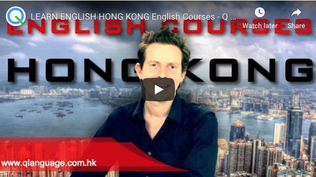 learn-English in HK video overview