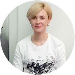 Jenny G from Ukraine studying Intensive English at Q Language