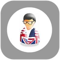 كورسات تعليمية لدراسة اللغة الإنجليزية icon