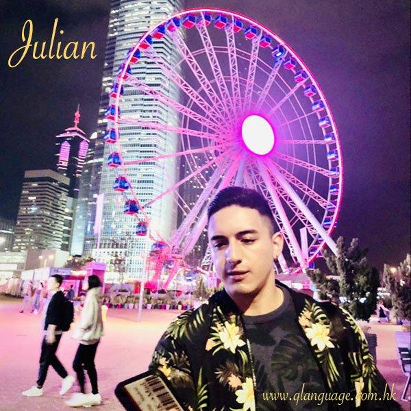 Q Language Student - Julian