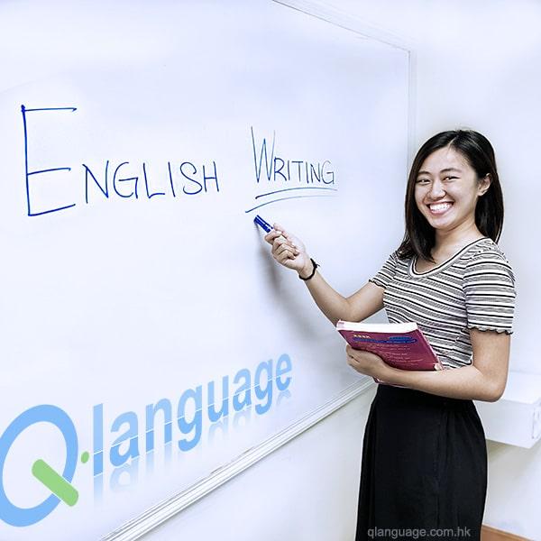 English writing skills Hong Kong